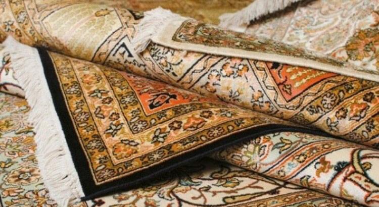 Прання стандартного килиму